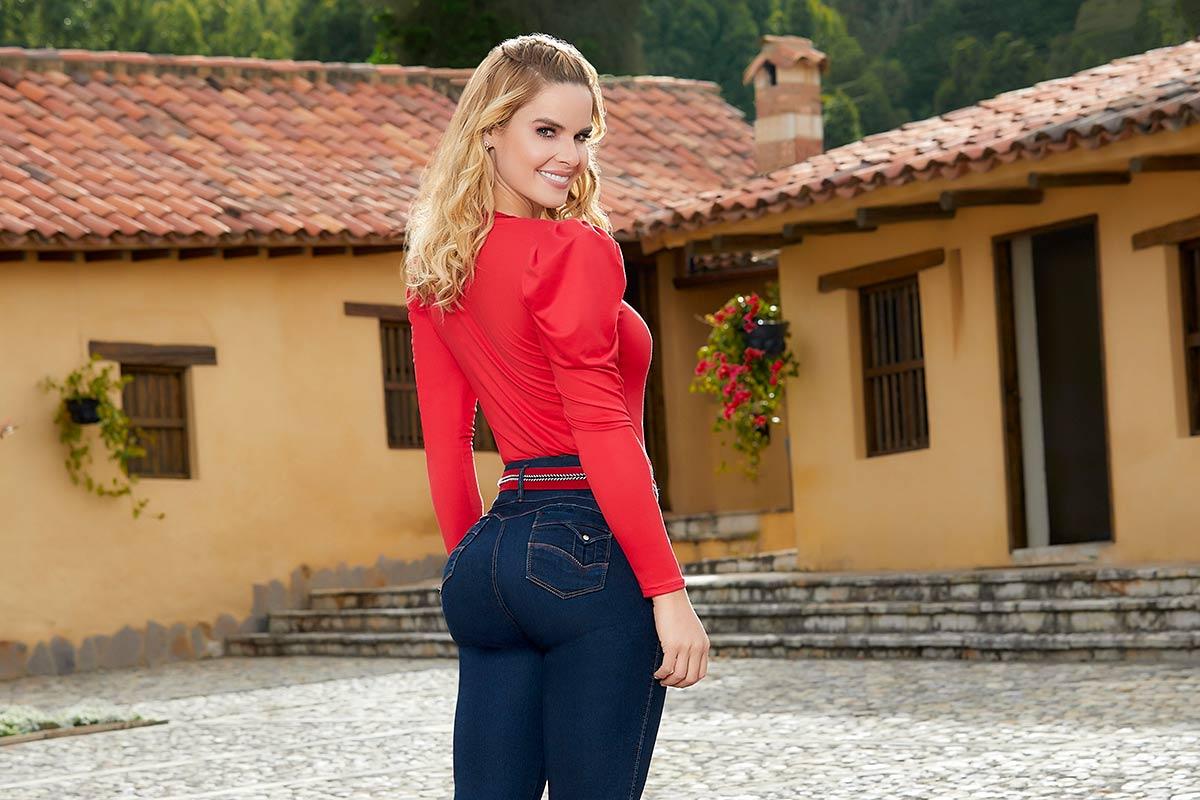 Jeans Colombianos al por mayor, 100% colombianos