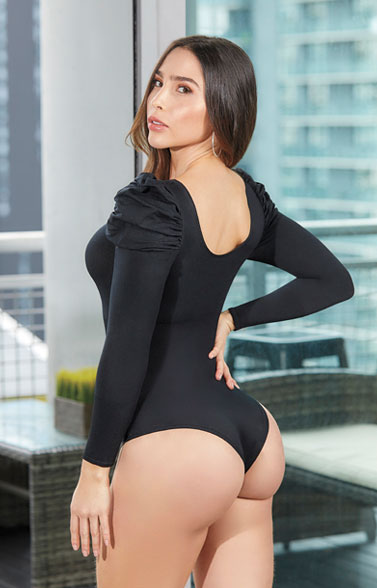 Body Colombiano Zoy para mujer