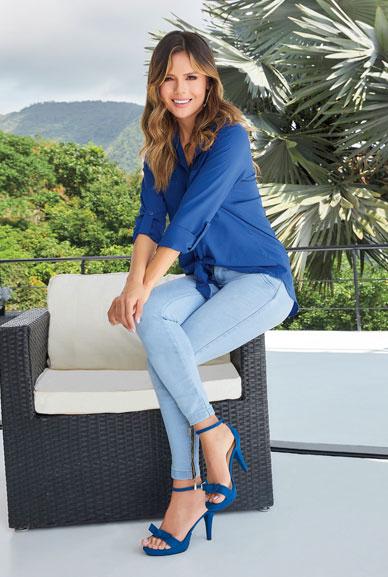 Modelo Zapatos Colombianos Referencia Sara